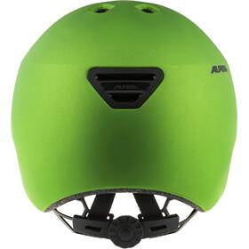 Alpina Hackney Helm Kinder green frog matt